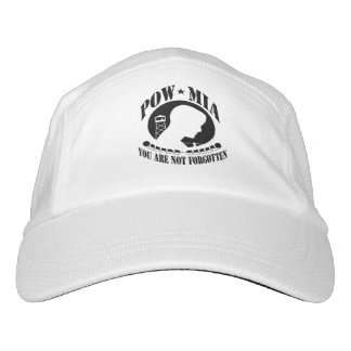 POW MIA YOU ARE NOT FORGOTTEN HERO GEAR HAT