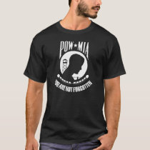 POW/MIA You Are Not Forgotten T-Shirt