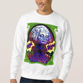 POW!! Money blows up Sweatshirt
