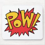 Pow! Mouse Pads