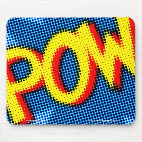 POW mousepad