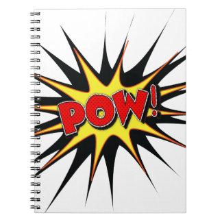Pow! Notebook