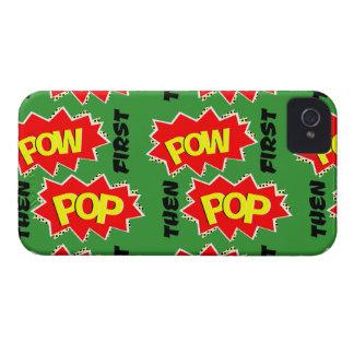 POW POP iPhone 4 CASES