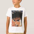 POW, POW, POW . . . Manga, Japanese comic figure T-Shirt