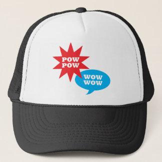Pow Pow Wow Wow Trucker Hat