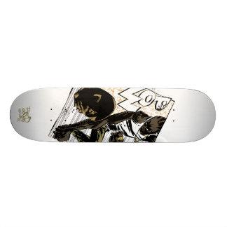 Pow Skate Deck