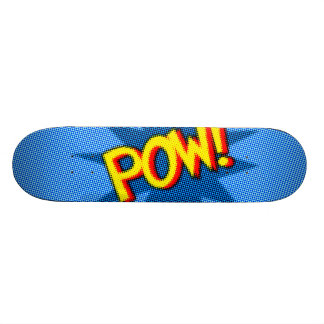 POW! SKATEBOARD