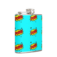 POW! Super Powers Flask