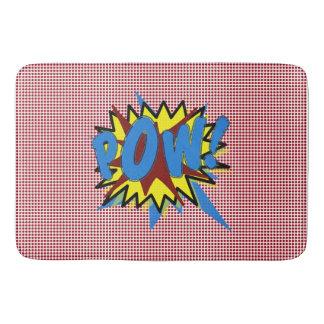 Pow! Superhero Explosion Bathmat