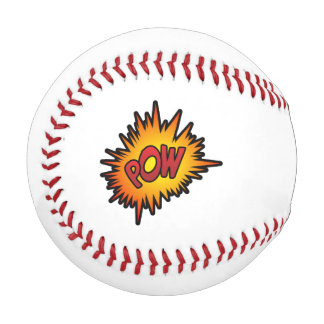 Pow Superhero Fight Baseball