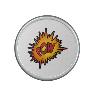 Pow Superhero Fight Bluetooth Speaker