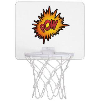 Pow Superhero Fight Mini Basketball Hoops