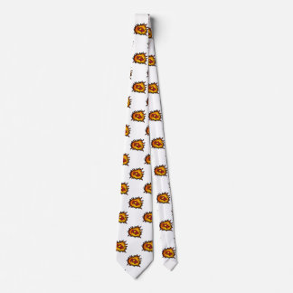 Pow Superhero Fight Neck Tie