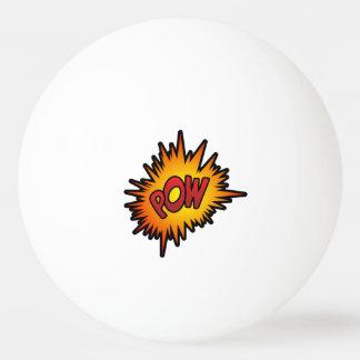 Pow Superhero Fight Ping Pong Ball