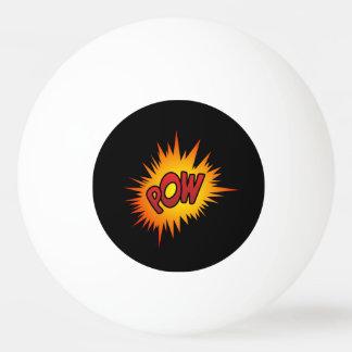 Pow Superhero Fight Ping-Pong Ball