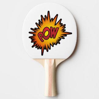Pow Superhero Fight Ping-Pong Paddle