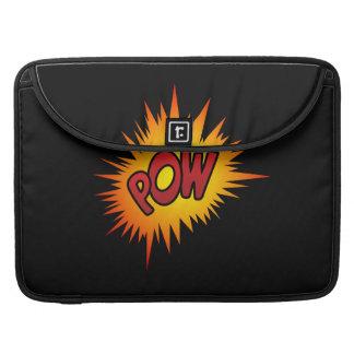 Pow Superhero Fight Sleeves For MacBooks