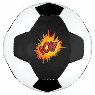 Pow Superhero Fight Soccer Ball