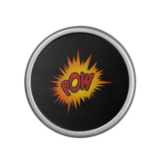 Pow Superhero Fight Speaker