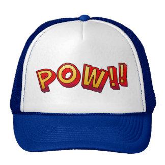 POW!! TRUCKER HAT