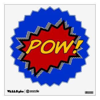 Pow! Wall Decal
