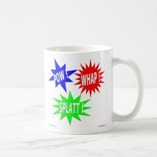 Pow Whap Splatt Mug