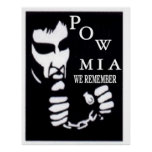POW WITH CHAINS PRINT