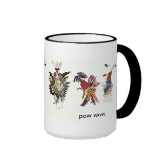 pow wow cup mug