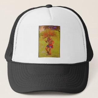 Pow Wow Dancer Trucker Hat