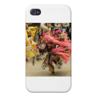 Pow-Wow Case For iPhone 4