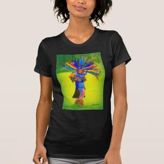 Pow Wow Lady Dancer T-Shirt