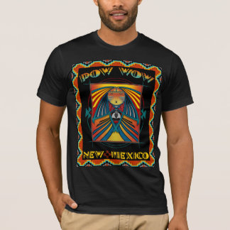 Pow Wow New Mexico T-Shirt