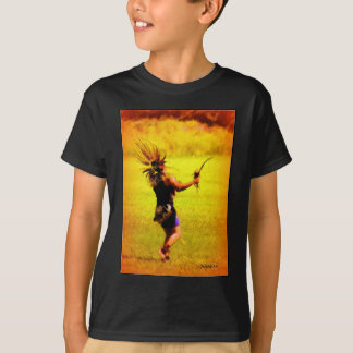 Pow Wow Sun Dancer T-Shirt