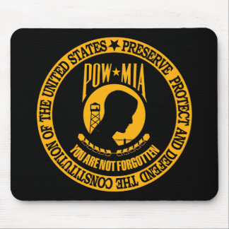 POW - You Are Not Forgotten Mouse Pad