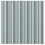 [ Thumbnail: Powder Blue and Dim Gray Colored Pattern Fabric ]