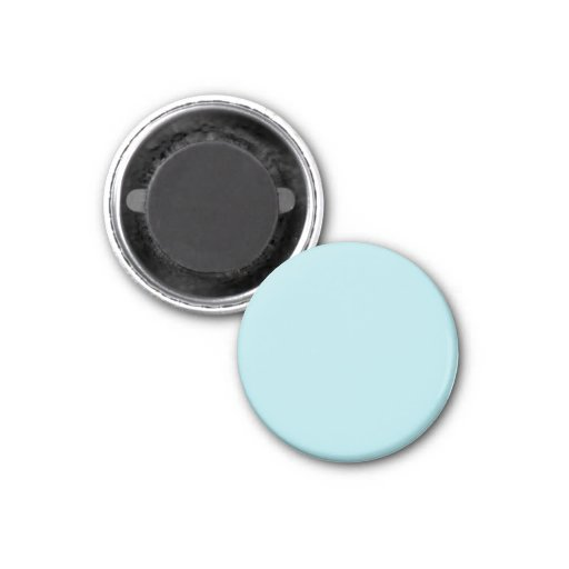 Powder Blue Fridge Magnets