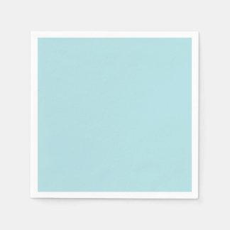 Powder Blue Disposable Napkin