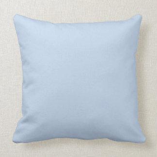 Powder Blue Throw Pillows