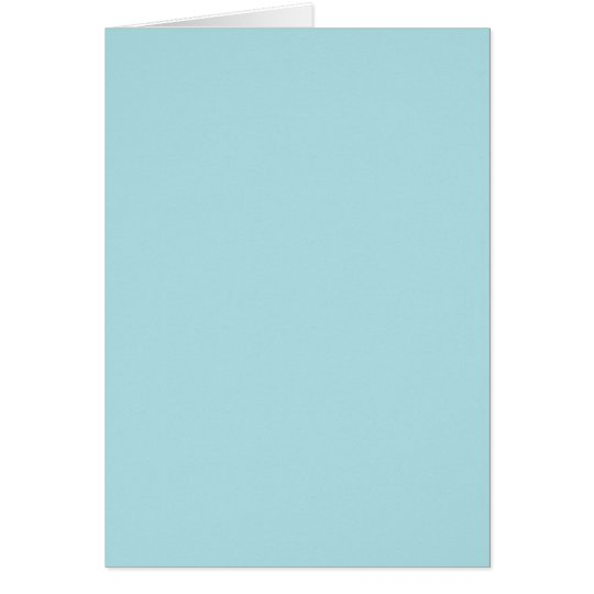 Powder Blue Solid Color Design (B0E0E6) Template
