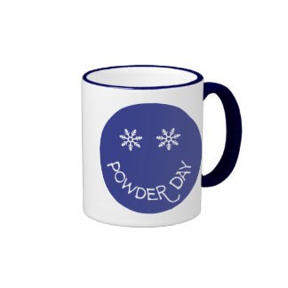 Powder Day Mug