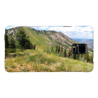 Powder Mountain Summertime: James Peak Galaxy Note 4 Case