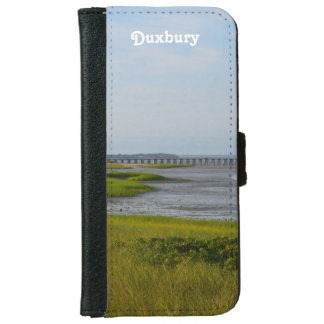 Powder Point Duxbury iPhone 6 Wallet Case