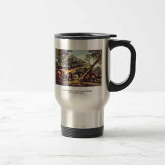 Powder Production In The Sierra De Tardienta Mug