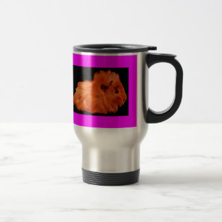 Powder Puff Travel Mug