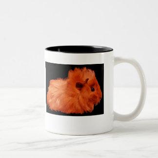 Powder Puff Two-Tone Coffee Mug