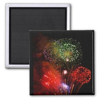 powder sky 2 inch square magnet