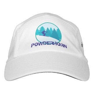 Powderhorn Ski Circle Personalized Headsweats Hat