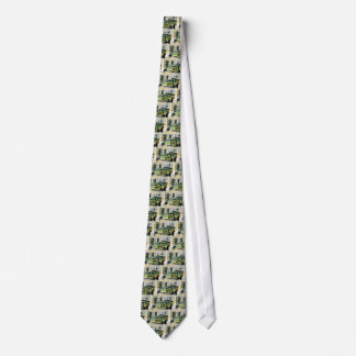 Powell and Market Streets, San Francisco, CA Neck Tie