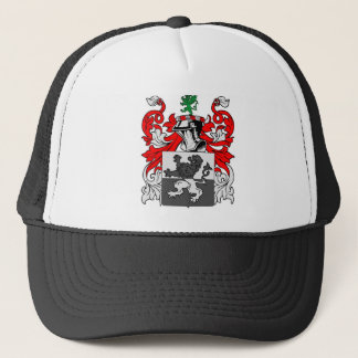 Powell Coat of Arms Trucker Hat