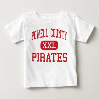 Powell County - Pirates - High - Stanton Kentucky Tee Shirt